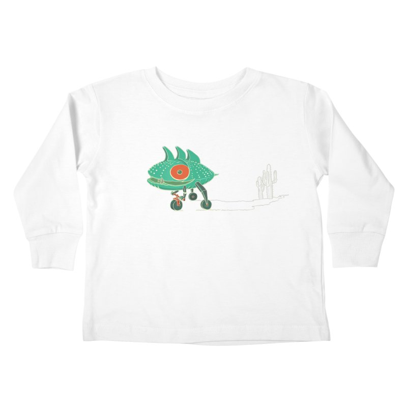 Trig Kids Toddler Longsleeve T-Shirt by CB Design