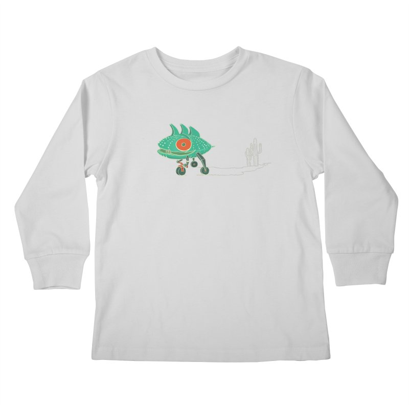 Trig Kids Longsleeve T-Shirt by CB Design