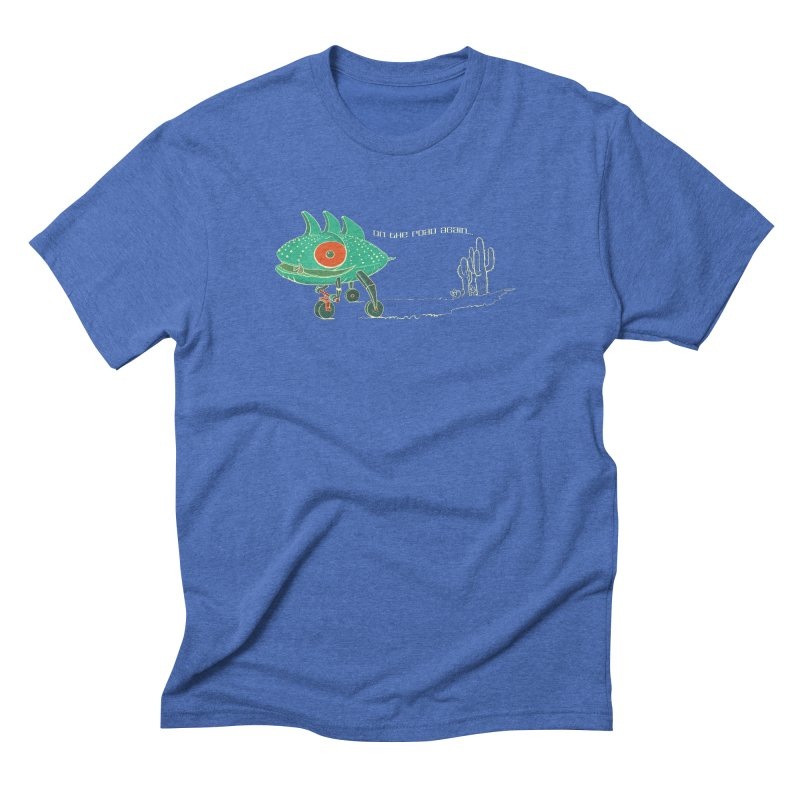 Trig: On The Road Again Men's T-Shirt by CB Design