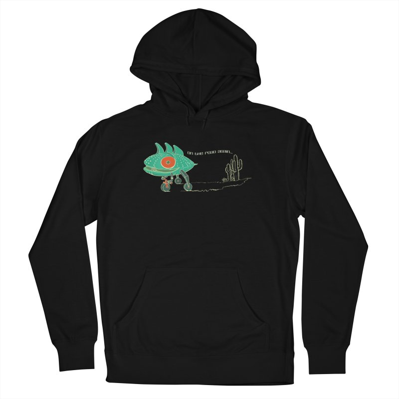 Trig: On The Road Again Men's Pullover Hoody by CB Design