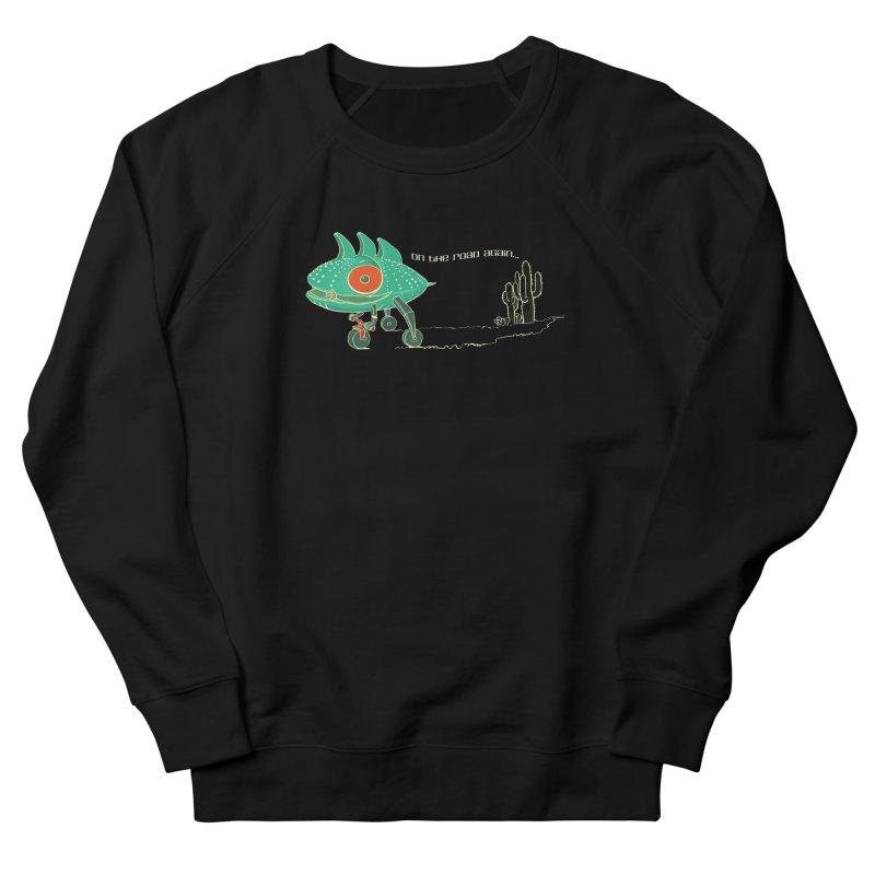 Trig: On The Road Again Women's Sweatshirt by CB Design