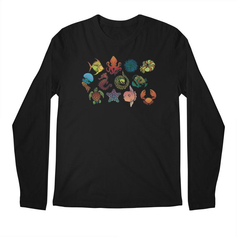 Sealife/ tees and sweaters Men's Regular Longsleeve T-Shirt by CDFBstuff