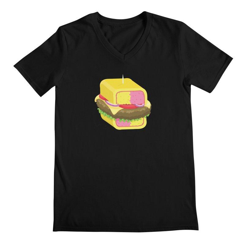 Battenburger/ tees and sweaters Men's Regular V-Neck by CDFBstuff