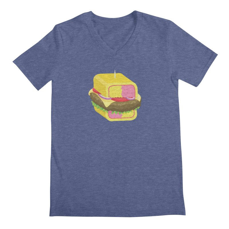 Battenburger/ tees and sweaters Men's Regular V-Neck by CDFBstuff