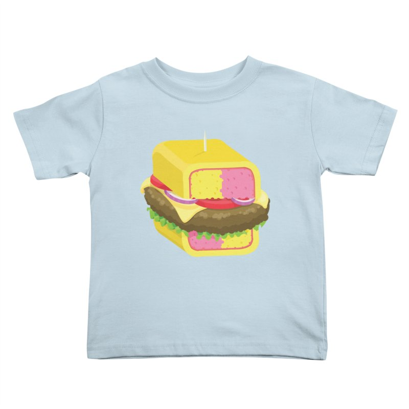 Battenburger/ tees and sweaters Kids Toddler T-Shirt by CDFBstuff