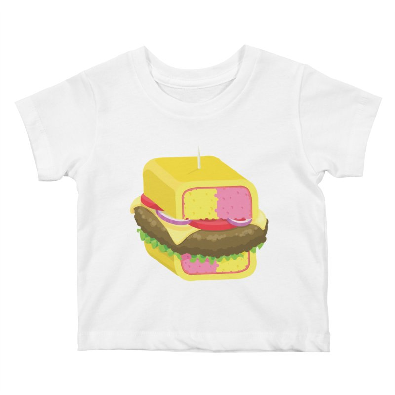Battenburger/ tees and sweaters Kids Baby T-Shirt by CDFBstuff