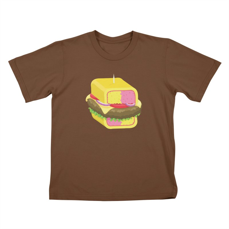 Battenburger/ tees and sweaters Kids T-Shirt by CDFBstuff