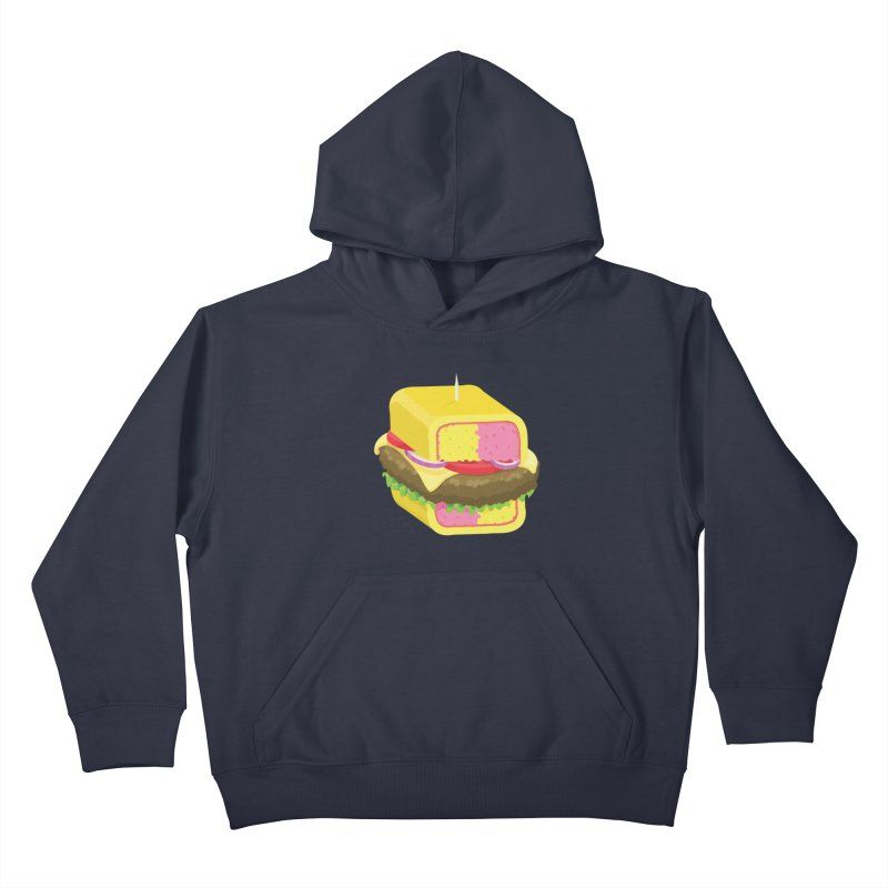 Battenburger/ tees and sweaters Kids Pullover Hoody by CDFBstuff