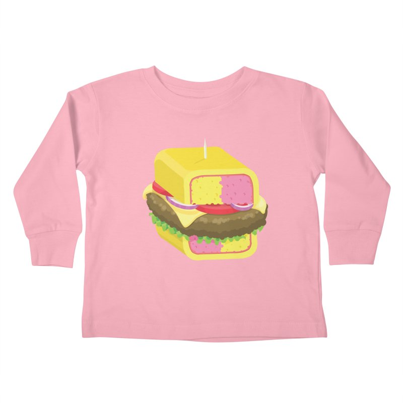 Battenburger/ tees and sweaters Kids Toddler Longsleeve T-Shirt by CDFBstuff