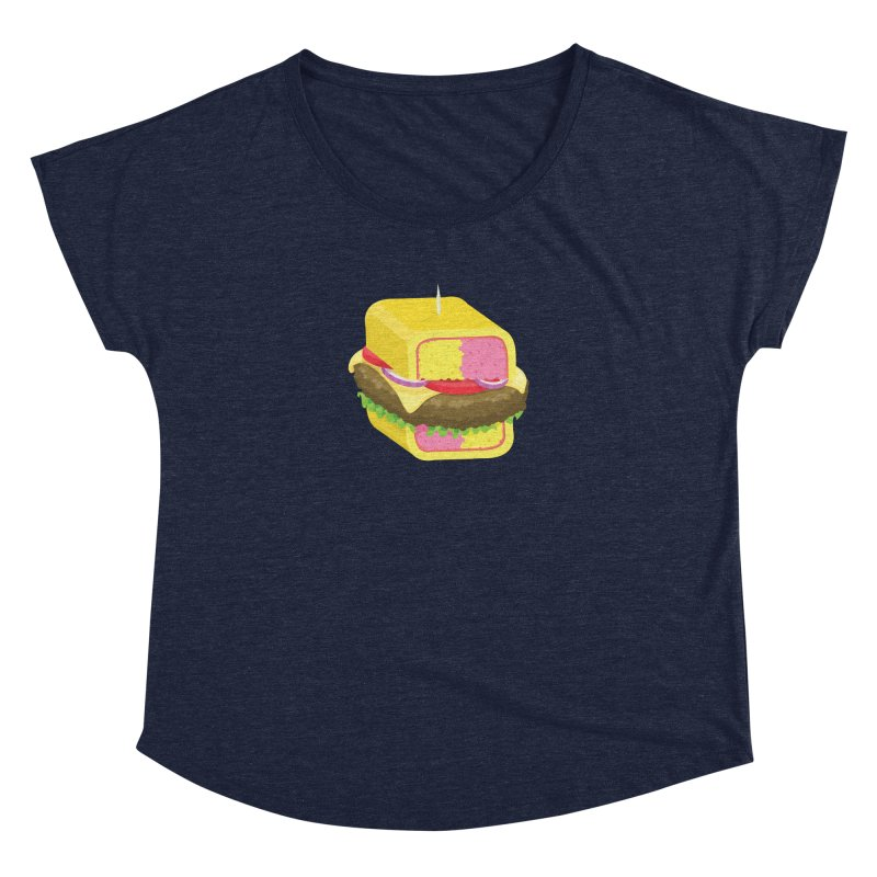 Battenburger/ tees and sweaters Women's Dolman Scoop Neck by CDFBstuff