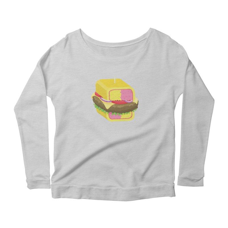 Battenburger/ tees and sweaters Women's Scoop Neck Longsleeve T-Shirt by CDFBstuff