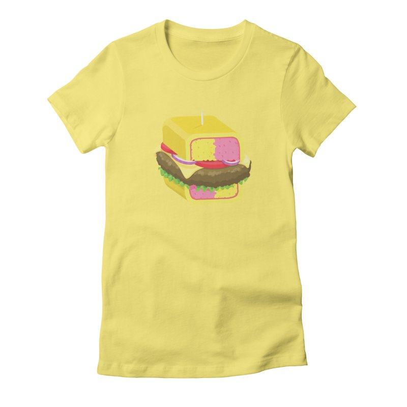Battenburger/ tees and sweaters Women's Fitted T-Shirt by CDFBstuff