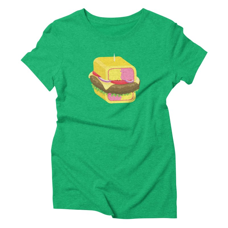Battenburger/ tees and sweaters Women's Triblend T-Shirt by CDFBstuff