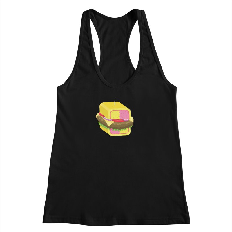 Battenburger/ tees and sweaters Women's Racerback Tank by CDFBstuff