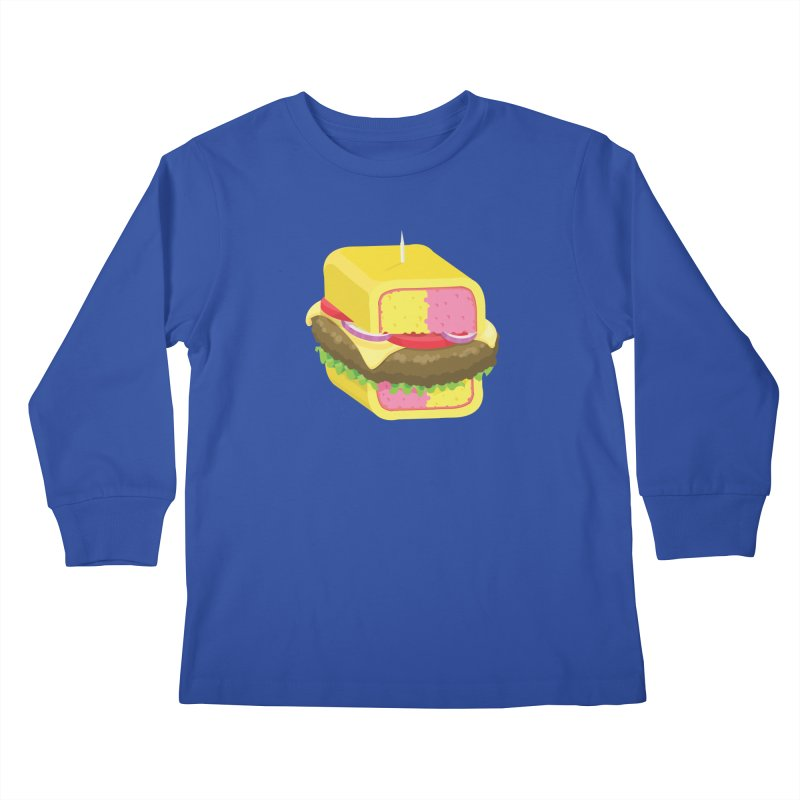 Battenburger/ tees and sweaters Kids Longsleeve T-Shirt by CDFBstuff