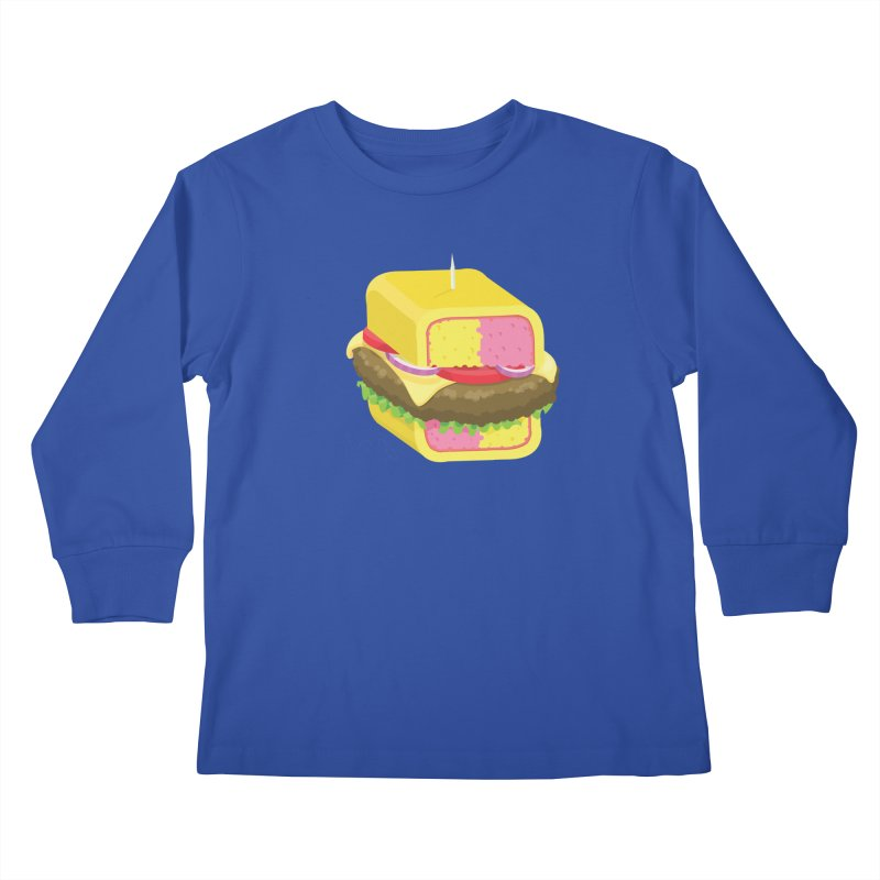Battenburger/ tees and sweaters Kids Longsleeve T-Shirt by CDFBstuff