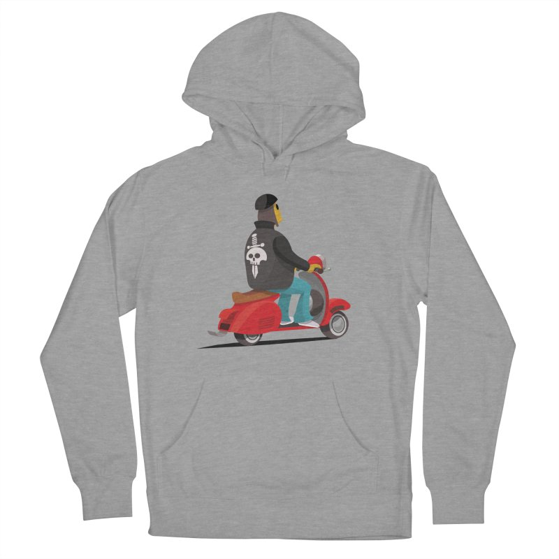 Low Rider/ tees and sweaters Women's French Terry Pullover Hoody by CDFBstuff