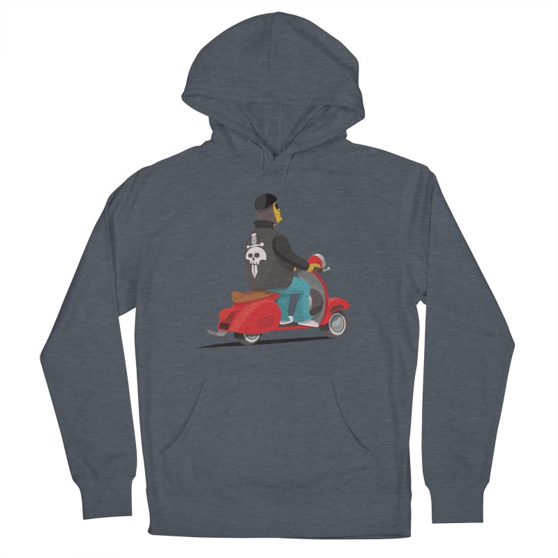 Low Rider/ tees and sweaters Men's French Terry Pullover Hoody by CDFBstuff