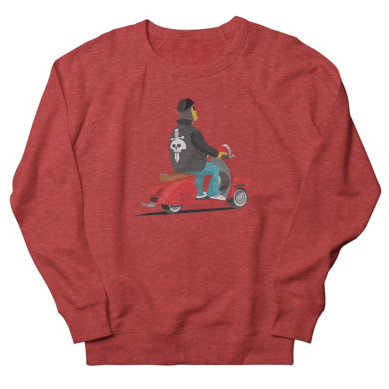 Low Rider/ tees and sweaters Women's French Terry Sweatshirt by CDFBstuff