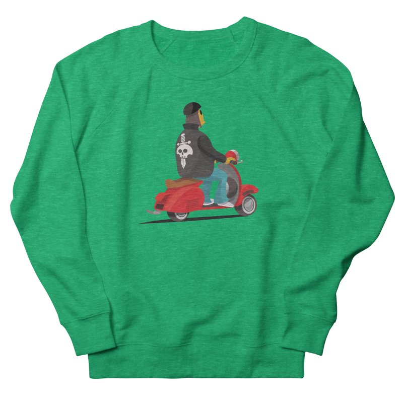 Low Rider/ tees and sweaters Men's French Terry Sweatshirt by CDFBstuff