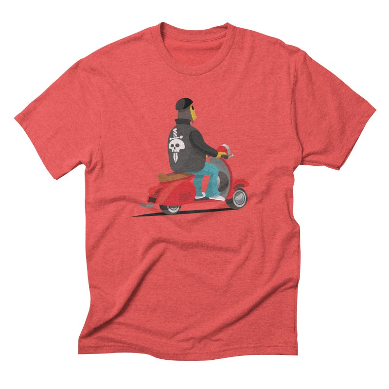 Low Rider/ tees and sweaters Men's Triblend T-Shirt by CDFBstuff