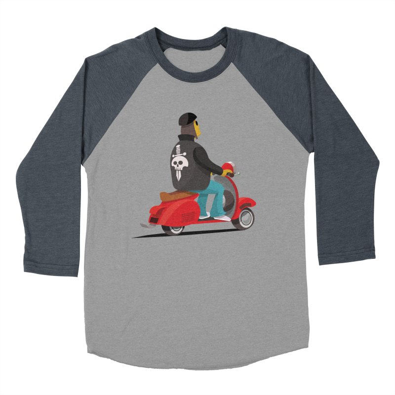 Low Rider/ tees and sweaters Men's Baseball Triblend Longsleeve T-Shirt by CDFBstuff