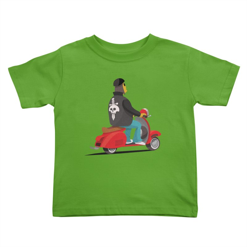 Low Rider/ tees and sweaters Kids Toddler T-Shirt by CDFBstuff
