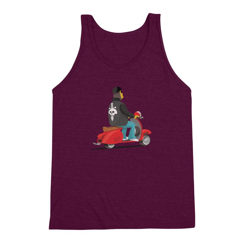 Low Rider/ tees and sweaters Men's Triblend Tank by CDFBstuff
