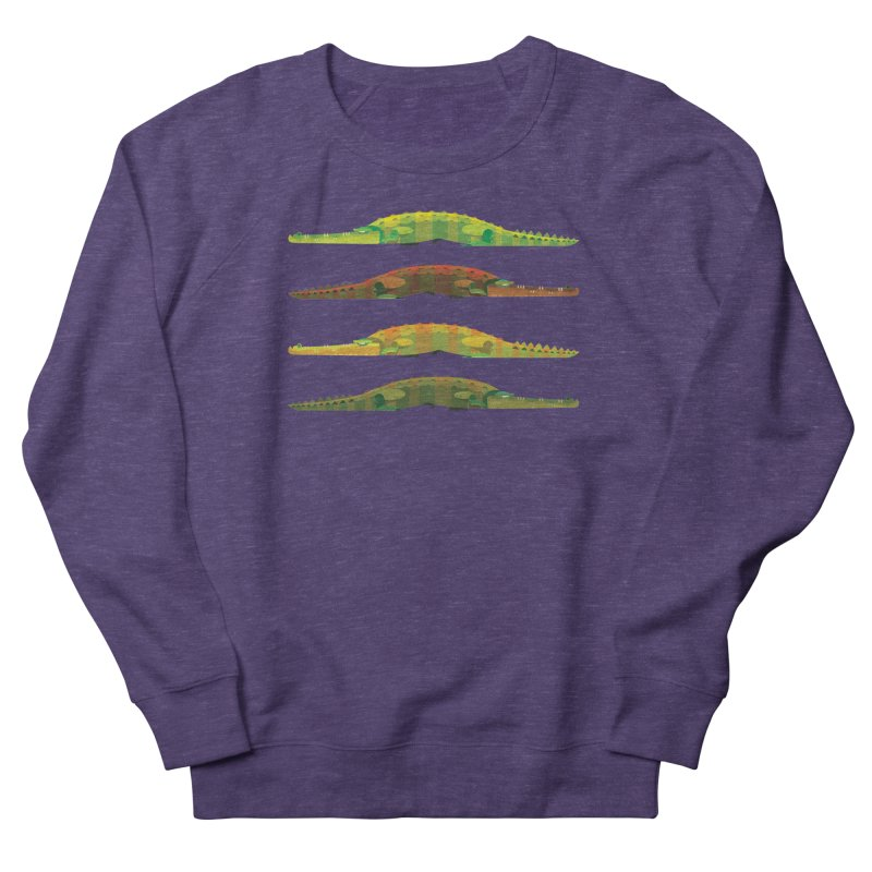 Crocs Strolling/ tees and sweaters Men's French Terry Sweatshirt by CDFBstuff