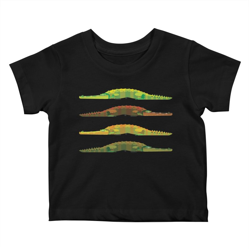 Crocs Strolling/ tees and sweaters Kids Baby T-Shirt by CDFBstuff