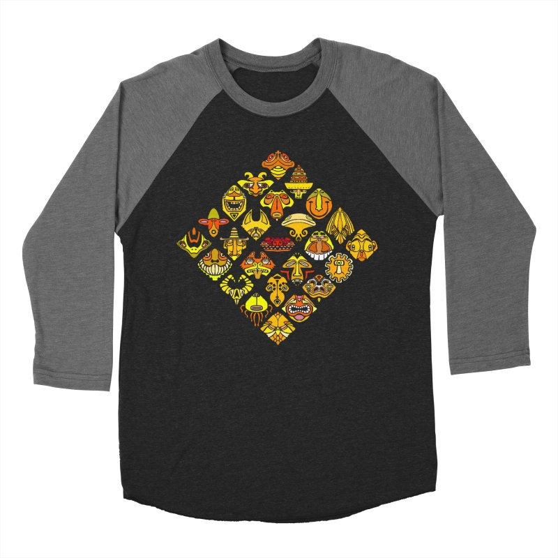 Headshrinkers/ tees and sweaters Women's Baseball Triblend Longsleeve T-Shirt by CDFBstuff