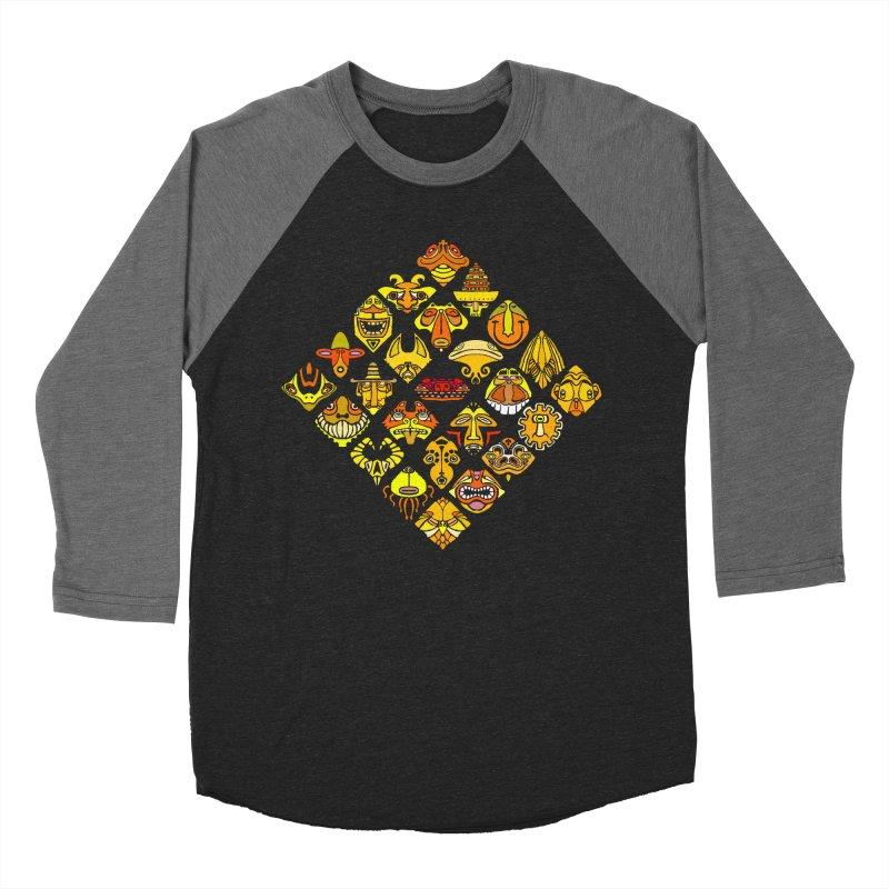 Headshrinkers/ tees and sweaters Men's Baseball Triblend Longsleeve T-Shirt by CDFBstuff