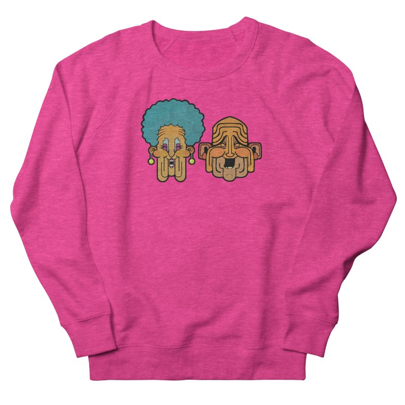 Old Folk/ tees and sweaters Women's French Terry Sweatshirt by CDFBstuff