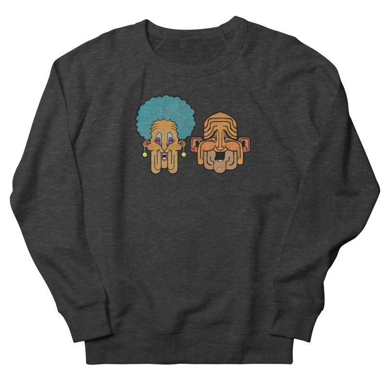 Old Folk/ tees and sweaters Men's French Terry Sweatshirt by CDFBstuff