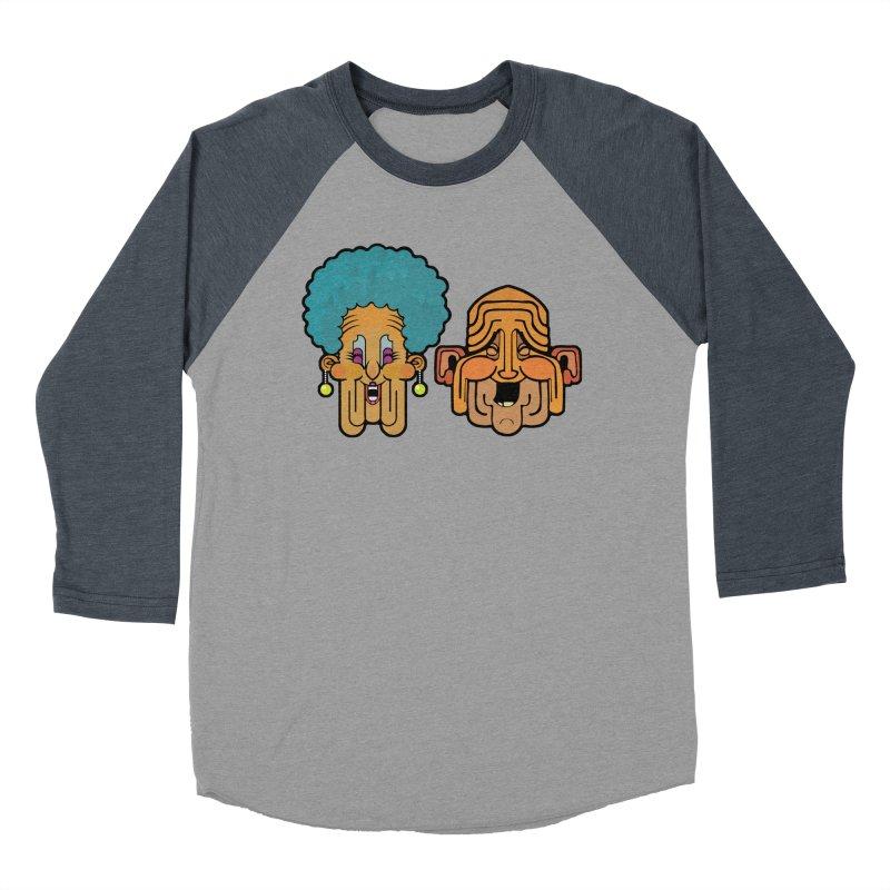 Old Folk/ tees and sweaters Women's Baseball Triblend Longsleeve T-Shirt by CDFBstuff