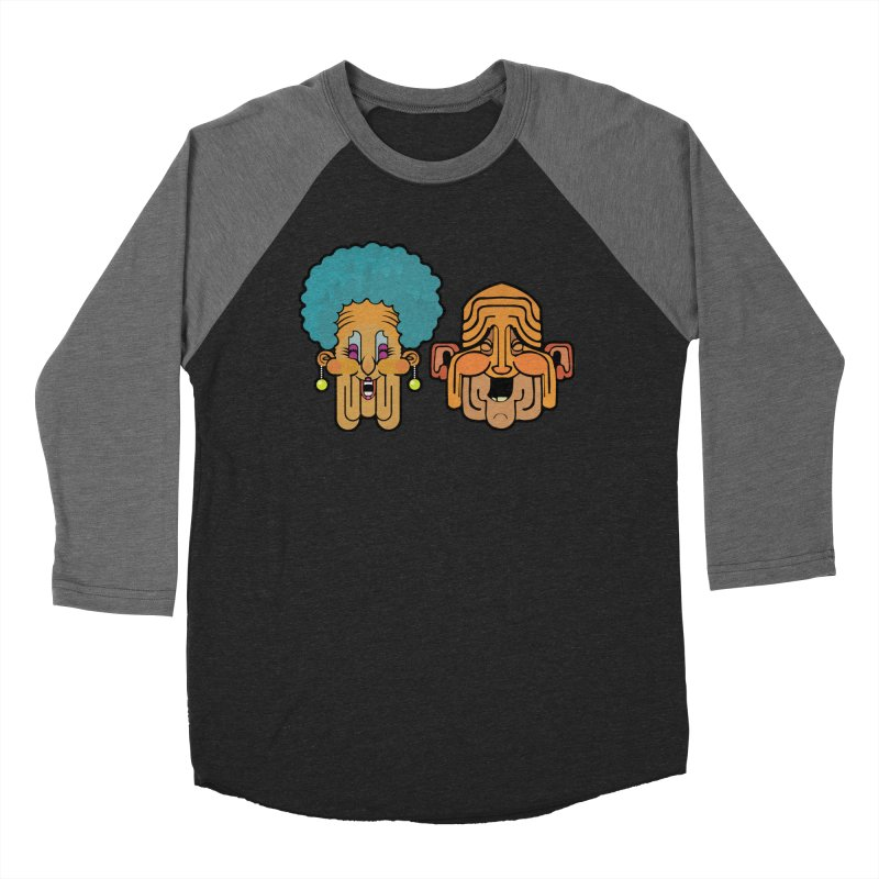 Old Folk/ tees and sweaters Men's Baseball Triblend Longsleeve T-Shirt by CDFBstuff