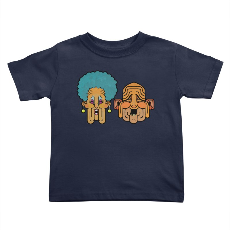Old Folk/ tees and sweaters Kids Toddler T-Shirt by CDFBstuff
