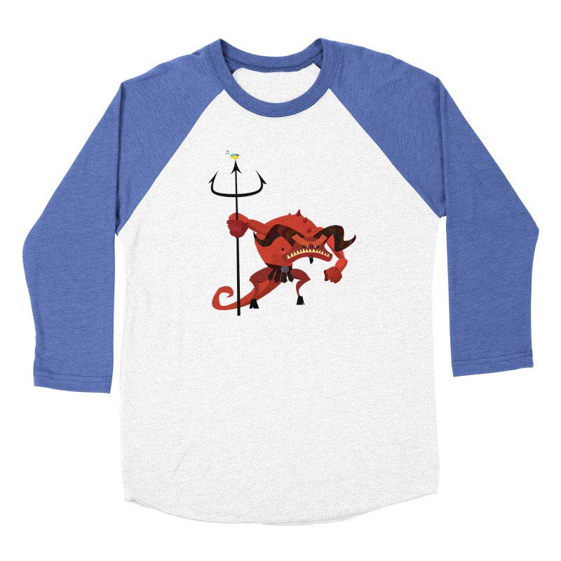 Bad Day/ tees and sweaters (light colours) Men's Baseball Triblend Longsleeve T-Shirt by CDFBstuff