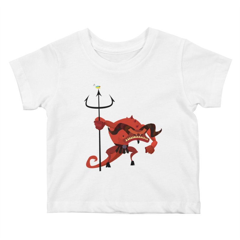 Bad Day/ tees and sweaters (light colours) Kids Baby T-Shirt by CDFBstuff