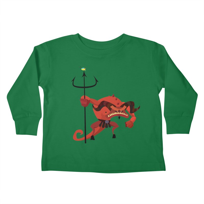 Bad Day/ tees and sweaters (light colours) Kids Toddler Longsleeve T-Shirt by CDFBstuff