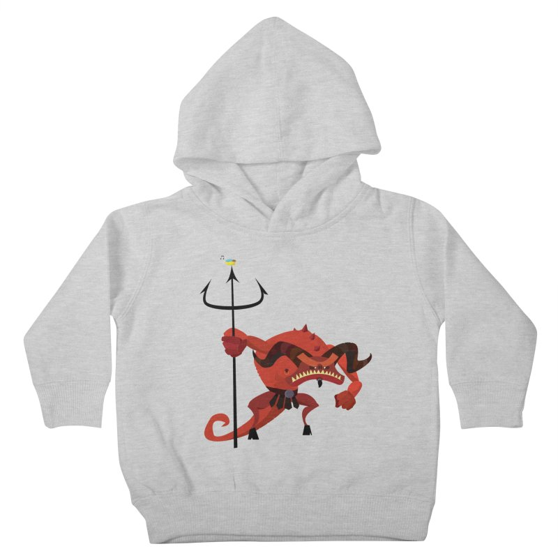 Bad Day/ tees and sweaters (light colours) Kids Toddler Pullover Hoody by CDFBstuff
