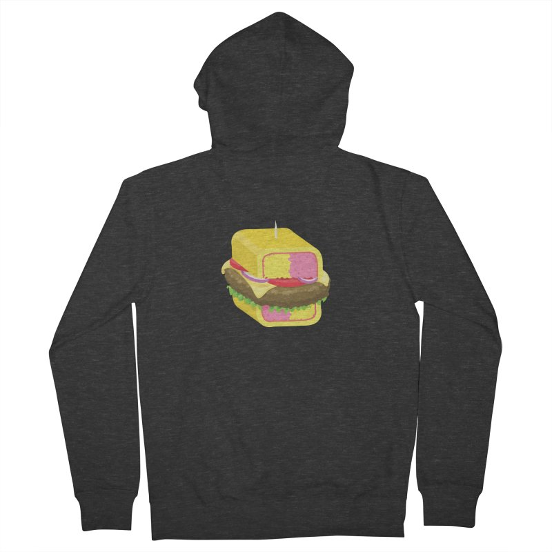 Battenburger/ zip up hoody Men's French Terry Zip-Up Hoody by CDFBstuff