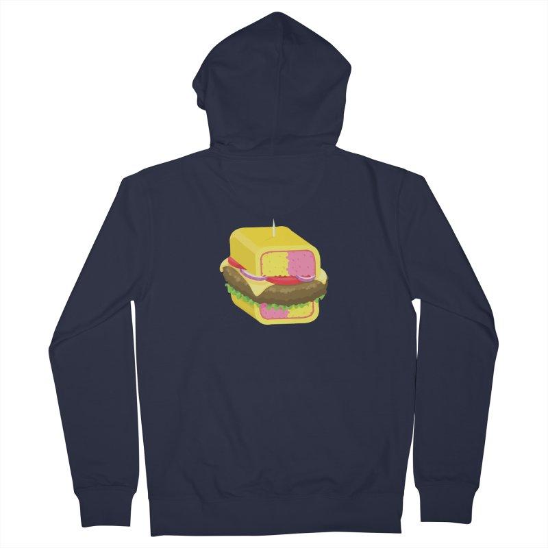 Battenburger/ zip up hoody Men's French Terry Zip-Up Hoody by CDFBstuff