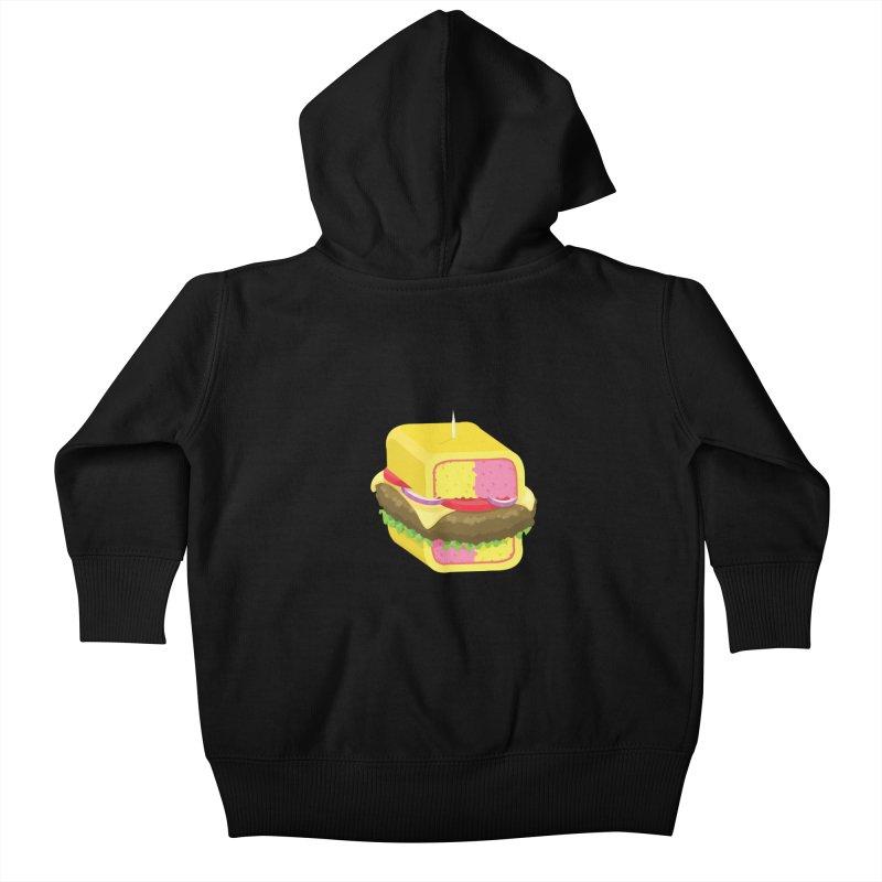 Battenburger/ zip up hoody Kids Baby Zip-Up Hoody by CDFBstuff