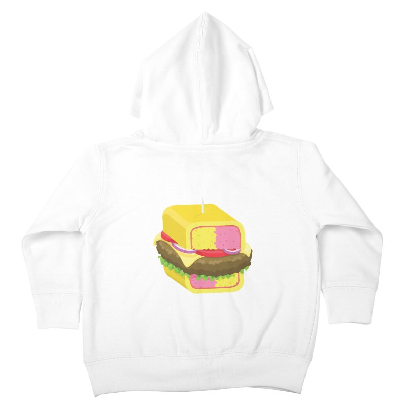 Battenburger/ zip up hoody Kids Toddler Zip-Up Hoody by CDFBstuff