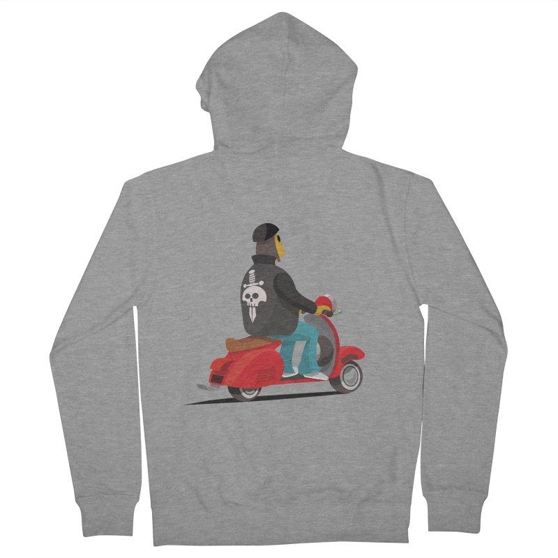 Low Rider/ zip up hoody Men's French Terry Zip-Up Hoody by CDFBstuff