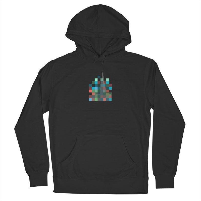 Dark Letters Logo Men's Pullover Hoody by CDPUG's Artist Shop