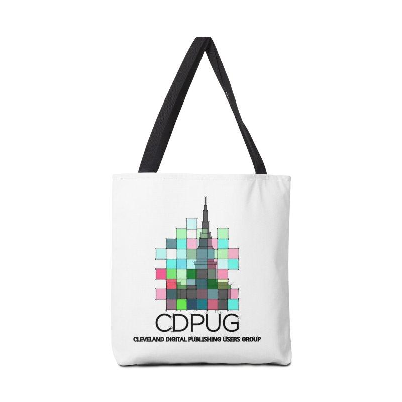 Sketch Logo Accessories Bag by CDPUG's Artist Shop