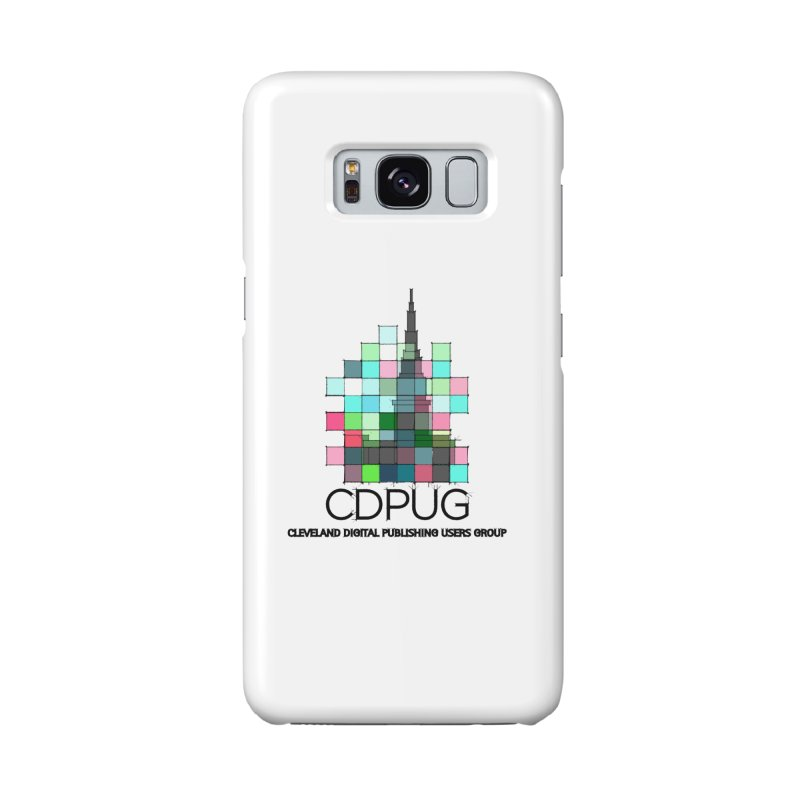 Sketch Logo Accessories Phone Case by CDPUG's Artist Shop