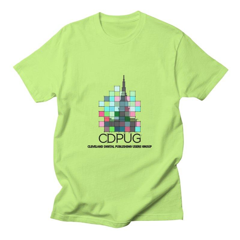 Sketch Logo Men's T-Shirt by CDPUG's Artist Shop
